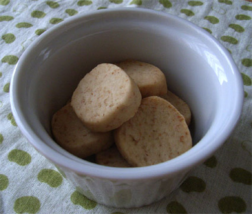 Macrobiotic Maple Cookies
