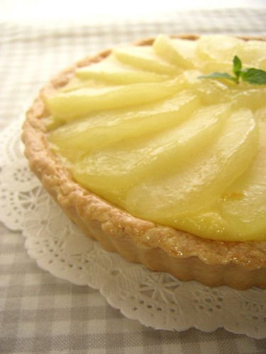 Melt-in-Your-Mouth Apple Tart