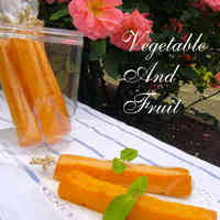 Carrot Brownie