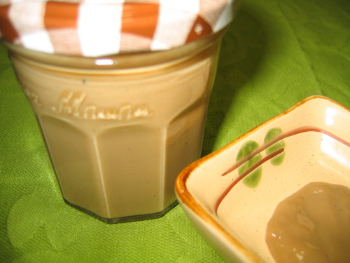 Macrobiotic Soy Milk Tea Jam