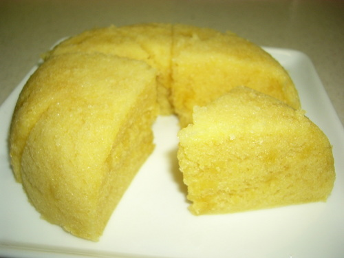Super Easy Non-allergenic Light and Puffy Rice Flour Cake