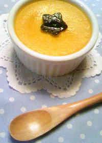 Moist & Smooth Thick Kabocha Squash Custard Pudding