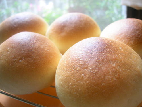 Easy For Beginners: Raisin Bread Starter Rolls