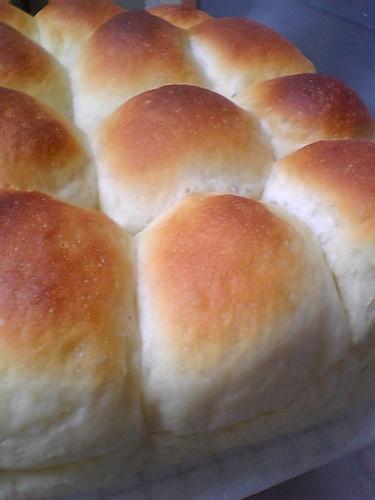 Potato and Mayonnaise Bread Rolls