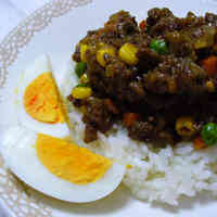 The Matsumoto Family's Dry Curry