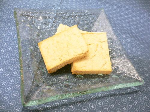 Okara Cookies