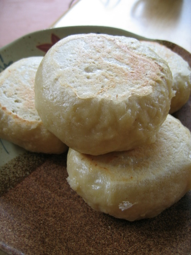 Oyaki -- Regional Savory Dumplings from Nagano Prefecture