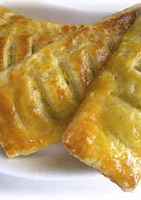 Kabocha Squash Pie with Frozen Ingredients