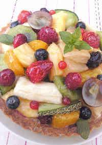 Basic Sweet Short Tart Crust (Pâte Sucrée)