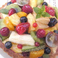 Tarte aux Fruits (Fruit Tart)