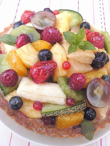 Tarte aux Fruits (Fruit Tart)