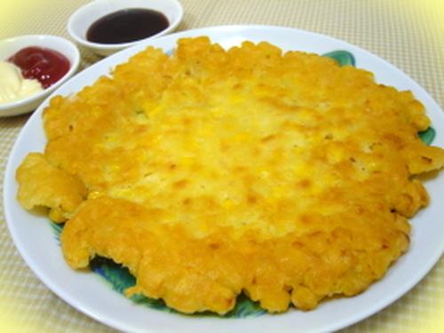 Crispy Corn Jijimi