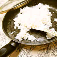 How to Make Rice in a Frying Pan
