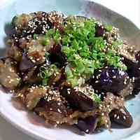 Stimulate Your Appetite Eggplant and Tuna Spicy Miso Stir Fry