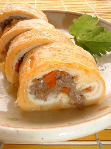 Chicken-Egg Tamagoyaki