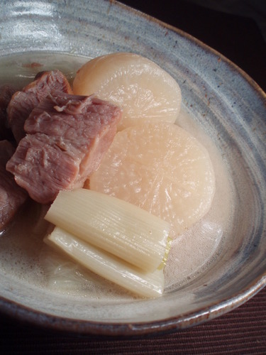 Summer Oden Hot Pot with 'Salt'