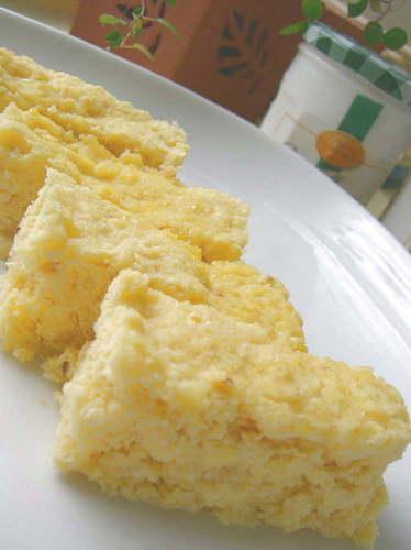 Dieter's Recipe Yogurt and Orange Cake with Okara