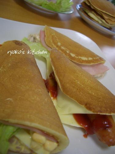 Packed With Your Favorites Pancake Sandwiches