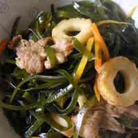 Sea Noodles - Simmered Shredded Kombu