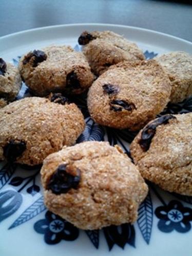 Easy Okara Cookies!