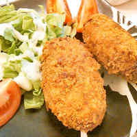 'Nikujaga' Meat and Potato Croquettes