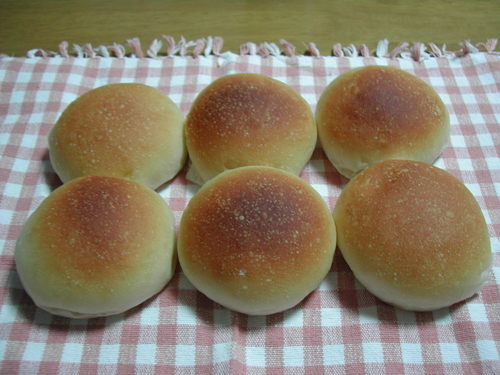 Simple Bread Rolls with Homemade Natural Yeast