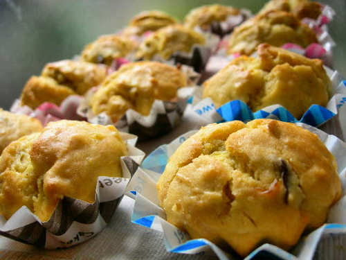 Sweet Potato Muffins