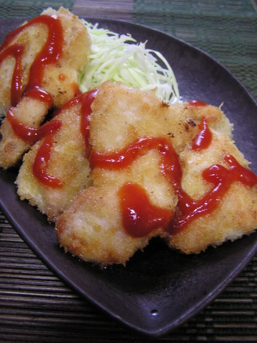 Mayonnaise Chicken Cutlets