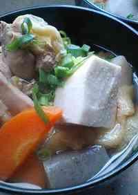 Ehime Prefecture Imotaki - Taro Root Stew