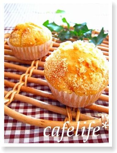 Corn and Mayonnaise Muffins