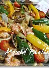 Our Family Recipe for Mixed Paella