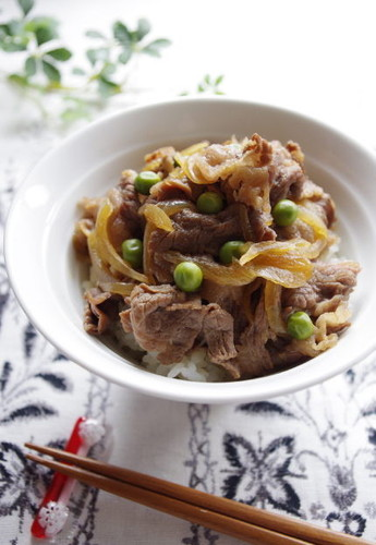 Quick, Tasty and Easy! Our Family's Favorite Beef Bowl