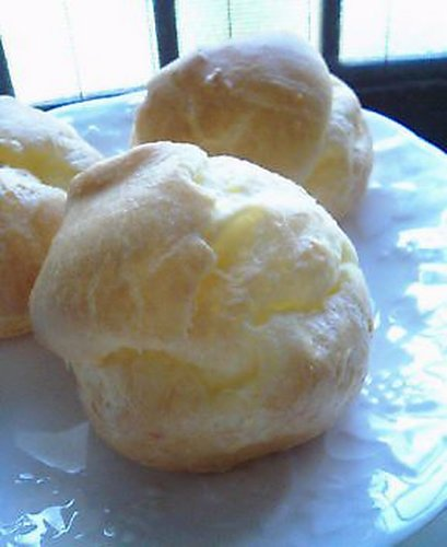 Basic Cream Puff Batter