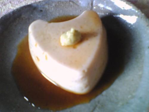 Buddhist (Vegan) Sesame Tofu