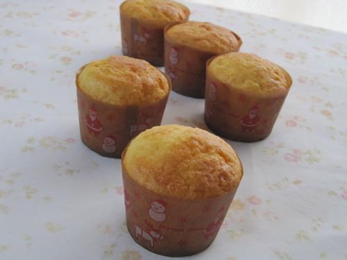 Condensed Milk Muffins