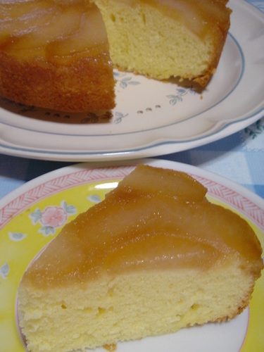 Quick Easy Delicious Asian Pear Cake
