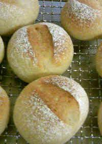 Homemade Bread with Earl Grey Tea Yeast