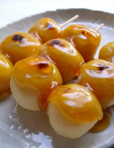 Soft and Chewy Dango With Only Tofu and Flour