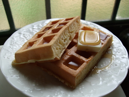 American-Style Waffles
