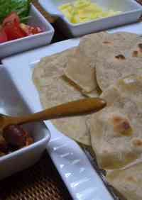 Tortillas with Buckwheat Flour