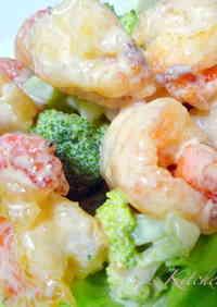 Tasty Non-Fried ☆ Shrimp in Mayonnaise Sauce