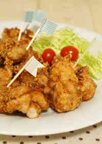Shii-chan's Fried Chicken Karaage ✿