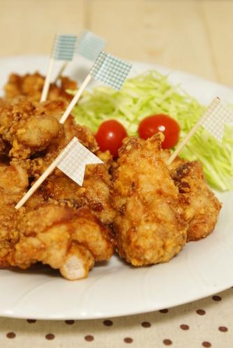 Shii-chan's Fried Chicken Karaage ✿