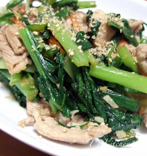 Pork and Vegetable Stir-Fry