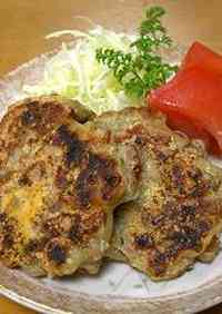 Crunchy Natto and Cheese Fritters