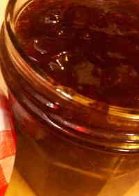 Grape Jam in a Pressure Cooker