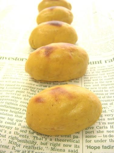 Healthy ❤ Bite-size Sweet Potato Bites