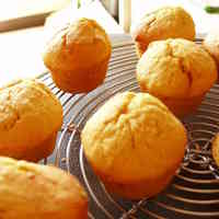 Moist Kabocha Squash Muffin