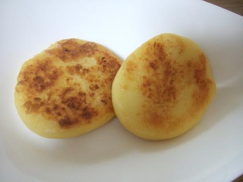 Potato Mochi