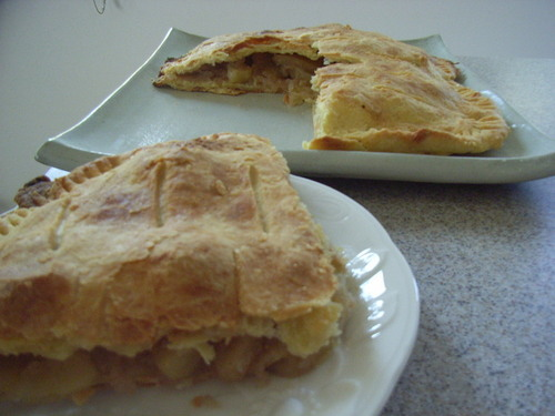 3 Minute American-style Pie Crust